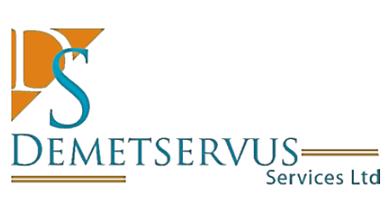 Demetservus Logo